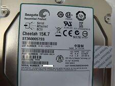 "Seagate ST3600057SS 15K.7 600 GB,Internal,15000 RPM,3.5"" 9FN066-881 FW: 0008"