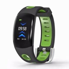 1811b16a78b406 Smart band DM11 waterproof IP68 activity tracker fitness cardio pedometro  green