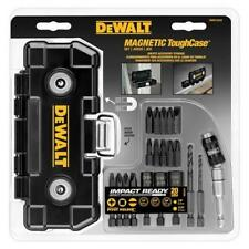 DEWALT 20-Piece Impact Ready Accessory Set DWMTCIR20