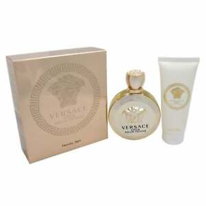 Versace Eros Pour Femme Women's 2-piece Gift Travel Set sealed and new