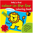 My Colouring Book Baby's First Colour in the line From 12...