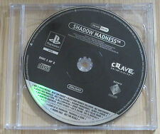 Shadow Madness - Promo Gioco Completo - New - PlayStation 1 - PSX