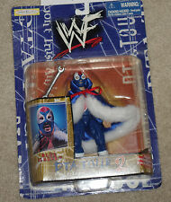 WWE Blue Blazer Owen Hart DTA Tour 2 Action Figure WWF NEW Unopened