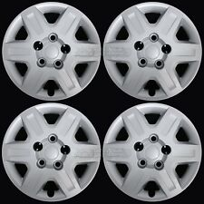 "4 New 2008-2016 Dodge Caravan Journey 16"" Bolt On Hub Caps Rim Full Wheel Covers"