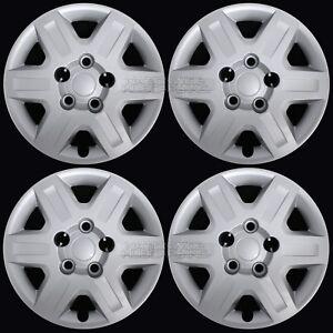 "4 fit Dodge Caravan Journey 2008-2016 Bolt On 16"" Hub Caps Rim Full Wheel Covers"