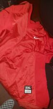 Nwt Nike Football Practice Jersey Mens Size 2Xl Red Blank