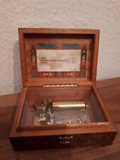 Reuge Spieluhr =Antik = Made in Switzerland = Erbnachlass