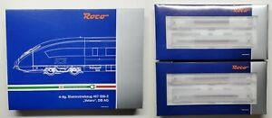 Roco BR 407 ICE Velaro Klimaschützer w/ Both Extensions Digital DCC & Sound NEW