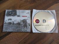 BIOHAZARD Uncivilization 2000 GERMANY collectors promo CD album fade out vers
