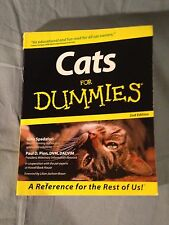 Cats For Dummies 2nd Edition
