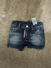 Dsquared Baby Boy Half Jeans - 12 Months Age