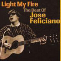 Jose Feliciano - Light My Fire The Best Of NEW CD