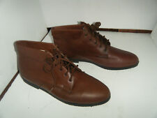 ALLISON CHASE Granny Grunge  Boots Size 8.5 M Women's