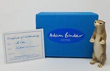 ADAM BINDER 2005 MR. OTTER EDITIONS CLUB ONLY FIGURINE RARE NIB