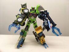Transformers Energon CONSTRUCTICON MAXIMUS combiner Devastator