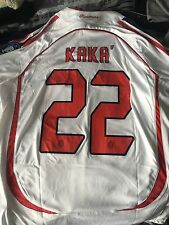 AC MILAN Kaka Retro 2007 SHIRT Medium CHAMPIONS LEAGUE WINNERS Football ITALY