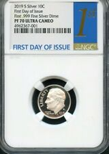 2018-S Silver Proof Roosevelt Dime Limited NGC PF70 UC FR Silver Foil SKU55992