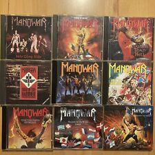 CD Sammlung 36 Stück Metal Hardrock