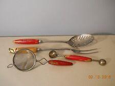 4 pcs.vintage kitchenware