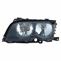 LHD Left Side NS Headlight Headlamp For BMW E46 Coupe Convertible 99-01