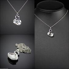 Modeschmuck-Halsketten & -Anhänger aus Kristall und Legierung mit Radiant