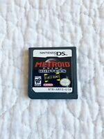Metroid Prime: Hunters (Nintendo DS, 2006) Only Game