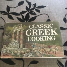 CLASSIC GREEK COOKING. DAPHNE METAXAS, 0911954317