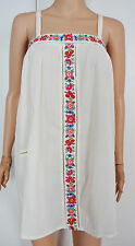 Monsoon Cotton Sleeveless Tunic Dresses for Women