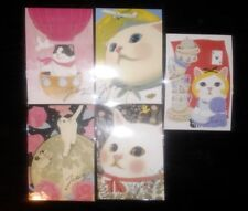 Korean Jetoy Choo Choo Cat Postcard/Invitation/Party Favor/PenPal 5pcs Set 8