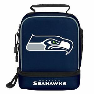 The Northwest Company NFL Seattle Seahawks Spark Lunch Bag