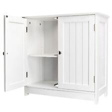 Bathroom Under Sink Storage Cabinet Organizer Vanity White Space Saver Furniture