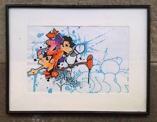 ZENOY - Graffiti Dessin Original  - Daté 2005 - NO JONONE/COPE/SEEN/OBEY/QUIK/RD