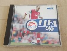 FIFA 99 By EA Sports PAL PC Windows CD-ROM Football Soccer Game