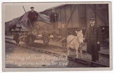 More details for shunting at llanelly goods shed gwr enginemen on strike dec 5 1913