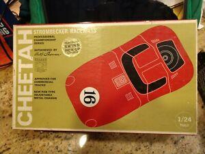STROMBECKER  VINTAGE 1/ 24 scale slot cars  1960's