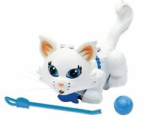 PET PARADE Chaton Blanc Persan Brand New in Box