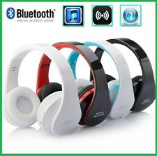 Wireless Headphone Headset Auriculares Bluetooth For Computer Head Phone PC