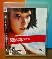Mirror's Edge - Sony PlayStation 3 PS3 Game COMPLETE w/ Manual / Cover Art