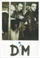 CPM - Postcard Depeche Mode -