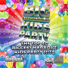 MR E KIDS CHILDREN KARAOKE CDG CD+G DISC SET FOR KARAOKE MACHINE