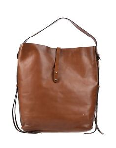 Hollywood Trading Company HTC Iconic Leather Cabas Bag NWT 💝