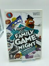 Family Game Night Nintendo Wii Hasbro MouseTrap Connect 5 Yahtzee Fun Complete
