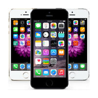 Apple iPhone 5s 16GB 32GB 64GB - Unlocked GSM 4G Smartphone Gold Gray Silver HOT