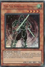 YU-GI-OH: THE SIX SAMURAI - NISASHI - ULTRA RARE - RYMP-EN091 - 1st EDITION