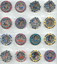 2009 AFL & Topps CHIPZ Rookie - set of 16