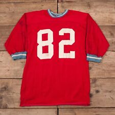 """Mens Vintage C&S Sporting Goods 60s American Football Jersey Large 42"""" XR 9489"""
