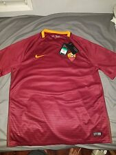 AS Roma Jersey 2016/2017 Home XL