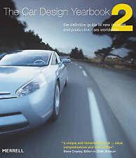 Book MERRELL Car Design Yearbook 2 2003/4 NEW 29x25cm