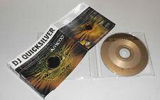 Single CD DJ Quicksilver - Ameno  4.Tracks 2000 sehr gut  MCD SO 1