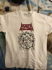 cynic summer tour 89 size M death obituary deicide metal d.r.i